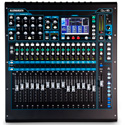 Allen & Heath QU-16C 16 Channel Rackmountable Digital Mixer - Chrome Edition