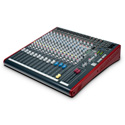 Allen & Heath ZED-16FX Multipurpose USB Mixer with FX for Live Sound & Recording