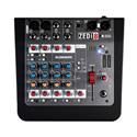 Allen & Heath ZEDI-8 8 Input Hybrid Compact Mixer / USB Interface