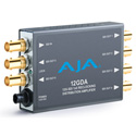Photo of  AJA 12GDA 12G/6G/3G/HD/SD-SDI Distribution Amplifier