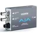AJA HA5 HDMI to SDI/HD-SDI Video and Audio Converter