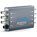 AJA HD10A-Plus HD Analog to HD-SDI Converter