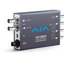 AJA HD10MD4 HD to SD Digital Downconverter