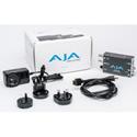 AJA Hi5 HD-SDI/SDI to HDMI Video and Audio Converter - B-Stock (Cosmetic Damage)