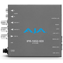 AJA IPR-10G2-SDI HD SMPTE ST 2110 Video and Audio to 3G-SDi Converter