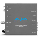 AJA IPR-10G2-HDMI UltraHD/HD SMPTE ST 2110 Video and Audio to HDMI Converter