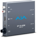 AJA IPT-1G-HDMI HDMI Video and Audio to JPEG 2000 Converter