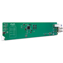 AJA OG-FIDO-2R 2-Channel Single Mode LC Fiber to 3G-SDI Receiver - DashBoard Support
