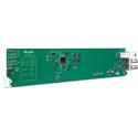 AJA OG-FIDO-2T-MM 2-Channel 3G-SDI to Multi-Mode LC Fiber Transmitter - DashBoard Support