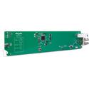 AJA OG-FIDO-R 1-Channel Single Mode LC Fiber to 3G-SDI Receiver - DashBoard Support