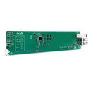 AJA OG-FIDO-TR-MM 1-Channel 3G-SDI/LC Multi-Mode LC Fiber Transceiver - DashBoard Support