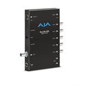 AJA RovoRx-SDI UltraHD/HD HDBaseT Receiver to 6G/3G-SDI & HDMI Frame Sync with PoH & Genlock