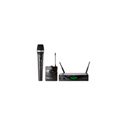 AKG WMS470 C5 SET Wireless Handheld Mic System - Vocal Set C5 Band1 50mW