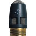 AKG CK31 High-Performance Cardioid Condenser Mic Capsule - DAM Series