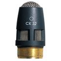 AKG CK32 High-Performance Omnidirectional Condenser Mic Capsule - DAM Series