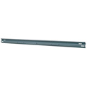 48in x 3in Single Rail Akro Bin Holder