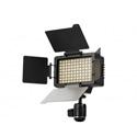 Alphatron TRISTAR 4 On-Camera Bi-Color LED Light