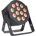 ADJ 12P HEX - LED Par Fixture with 12 x 12-Watt 6-IN-1 HEX LED