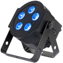 ADJ 5PX HEX LED Par Fixture with 5 x 12-Watt 6-IN-1 HEX LEDs
