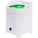 ADJ ELE932 Element HEXIP Pearl Battery Powered WiFLY Wireless DMX LED Par - Li-ion Battery