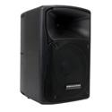 AMDJ American Audio ELS-GO 8BT 8 Inch 2-way Battery/AC Powered Portable Speaker with Mic/Line USB/SD& Bluetooth Inputs