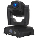 ADJ POC723 Pocket Pro Mini Moving Head with 25-Watt LED Source Replaceable GOBOs and powerCON Power Input