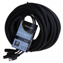 American DJ Accu-Cable SKAC50 Audio Data XLR/IEC Power Cable - 16AWG - 50 Foot