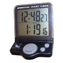 Amplivox S1320 2-Line Display Presentation Clock & Timer