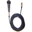 Amplivox S2031X Pro Audio Handheld Mic Combo - Neutrick XLR and Dynamic Cardioid/Unidirectional Mic - 15 Foot Cable