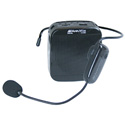 Amplivox S208 Digital BeltBlaster Waistband  PA  with Wireless 2.4 GHz Headset and USB / Micro SD Media Player