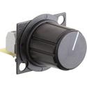 RDL AMS-10K 10K Linear Taper Pot & Knob Assembly - Fits all AMS mounts