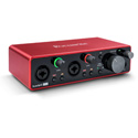 Focusrite AMS-SCARLETT-2I2-3G Scarlett 2i2 (3rd Gen) USB Audio Interface
