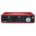 Focusrite AMS-SCARLETT-4I4-3G Scarlett 4i4 (3rd Gen) USB Audio Interface