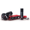 Focusrite AMS-SCARLETT-2I2-STU-3G Scarlett 2i2 Studio (3rd Gen) USB Audio Interface