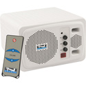 Anchor AN-130RC Plus Speaker Monitor with Remote Control - White