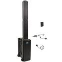 Anchor Beacon 2 BEA-SINGLE-B Single Package with BEA2-XU2 1 WB-LINK Body Pack 1 Lapel & 1 Headset Mic - Li-Ion