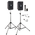 Anchor Go Getter Deluxe Air Package 2 w/ GG2-XU2 GG-AIR 2 SS-550 1 WH-Link HH mic 1 WB-LINK BP w/ 1 LP & HS mics Li-Ion