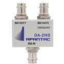 Apantac DA-2HD 1x2 Passive Triple-Rate Distribution Amplifier