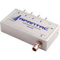 Apantac DA-4HD Stand alone One to Four Reclocking SDI Distribution Amplifier