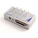 Apantac DA-SDI-DE-AA-BL SDI De-embedder with 1 x 2 SDI Distribution Amplifier