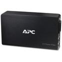 APC C2 AV C Type 2-Outlet Wall Mount Power Filter 120V (Black Only)