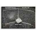 Clearsonic AR4-5 4x2 Ft. 5 Section Abrasion Resistant Panel