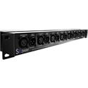 ART S8-3WAY Eight Channel Three-Way Mic Splitter