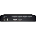 Ashly NE24.24M 4x16 Protea DSP Audio Matrix Processor 4-In x 16-Out