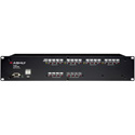 Ashly NE24.24M 4X8 Protea DSP Audio Matrix Processor 4-In 8-Out