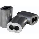 Fehr Brothers ASL093X100 3/32 x 100 Pcs Aluminum Sleeves