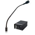 Astatic 1800VP Continuously Variable Pattern Podium Microphone (Black)