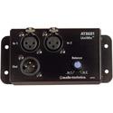Audio-Technica Unimix 2 To 1 Mic Combiner w/Balanced Control