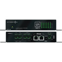 Attero Tech UND4I-L 4 Channel Input Dante™ Networked Audio Interface with Logic I/O PoE or 24VDC