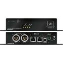 Attero Tech UNDAES-O 2/4 Channel Dante to AES3 Bridge - PoE or 24VDC